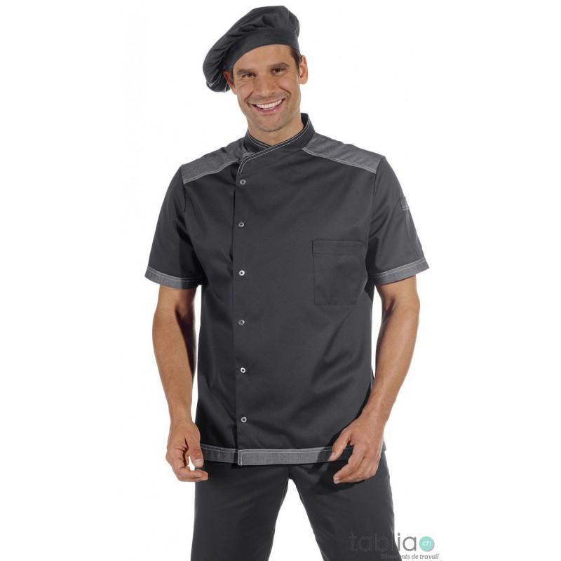 Vestes de cuisine for Veste de cuisine brodee
