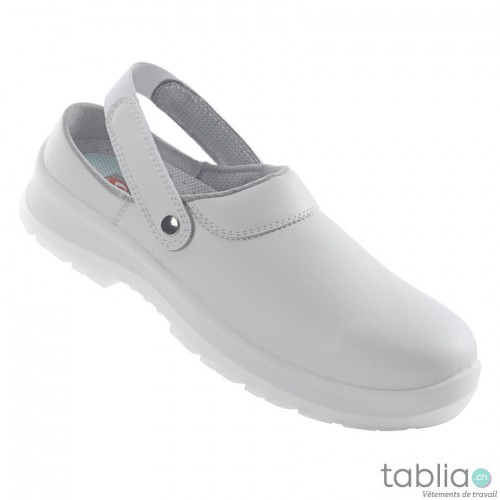 Chaussure de cuisine ouverte S1 SRC
