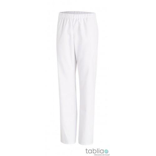 Pantalons blanc (coupe ample)
