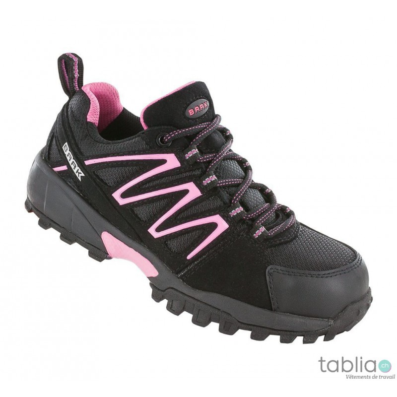 Chaussures de sécurité femme S1P