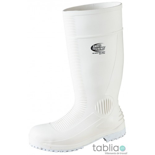 Bottes blanche S4