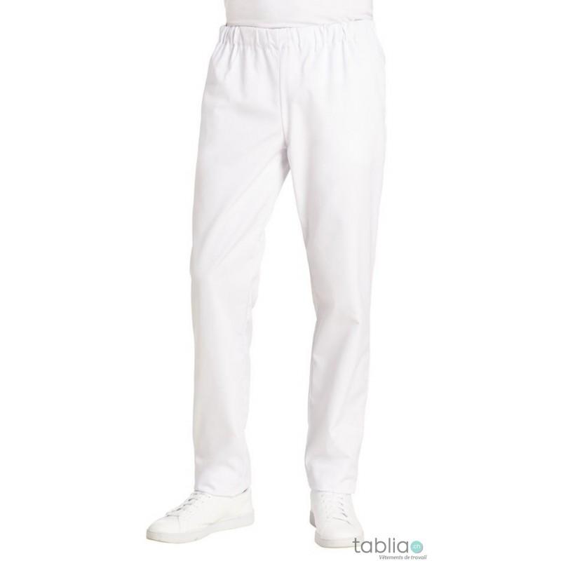 Pantalons taille élastique coupe ample