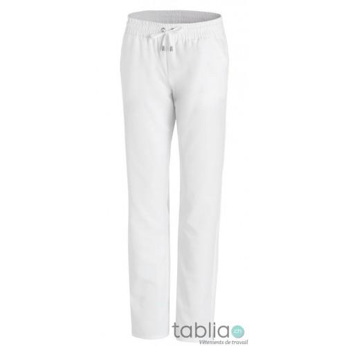 Pantalons medical blanc