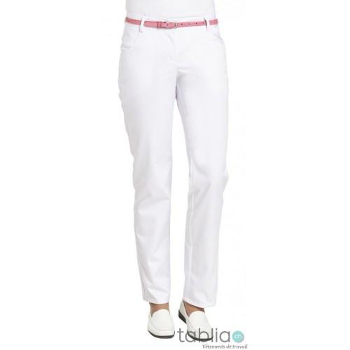 Pantalons médical femme classique