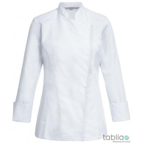Vestes de cuisine femme