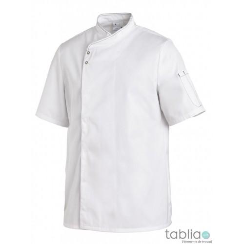 Vestes de cuisine légère 1/2 manches