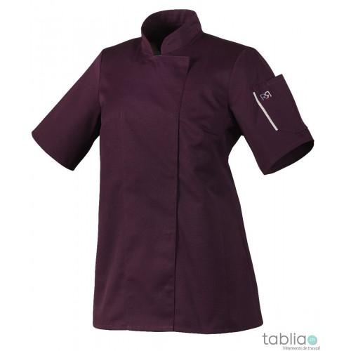 Vestes de cuisine femme 1/2 manches