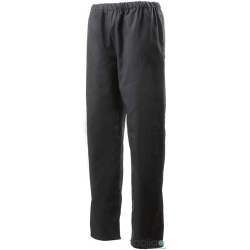 Pantalons basic noir