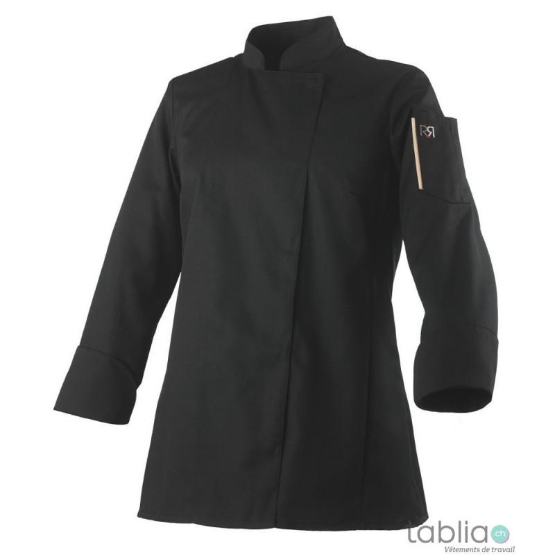 Vestes de cuisine femme manches longues