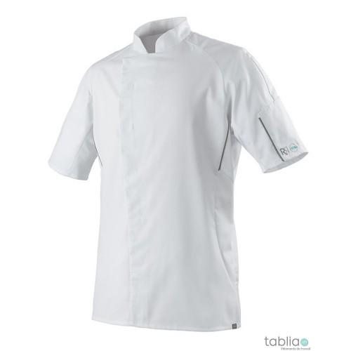 Veste de cuisine unisex blanc benak