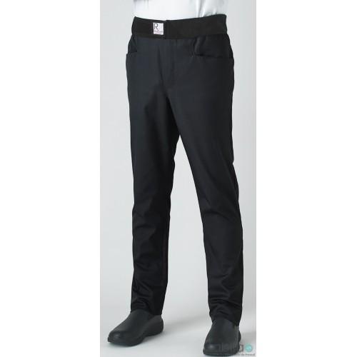 Pantalons noir slim