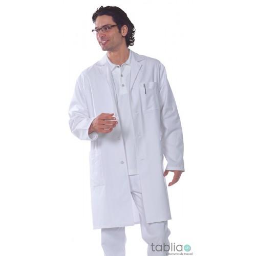 Blouse médecin manches longues