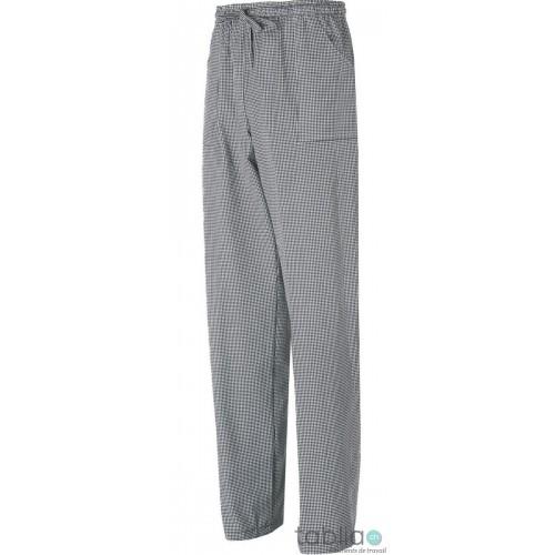 Pantalons de cusinine taille élastique